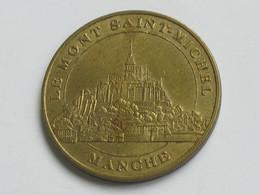 Médaille De La Monnaie De Paris - LE MONT SAINT MICHEL - MANCHE -  2003 B    **** EN ACHAT IMMEDIAT  **** - Monnaie De Paris