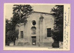 Facciata Della Chiesa Di S. Giacomo Annessa Al Castello Di Giarole Monferrato - Alessandria