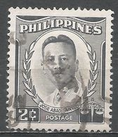 Philippines 1960. Scott #590 (U) José Abad Santos - Philippines
