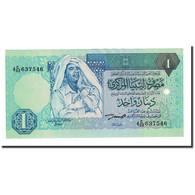 Billet, Libya, 1 Dinar, Undated (1993), KM:59a, NEUF - Libye