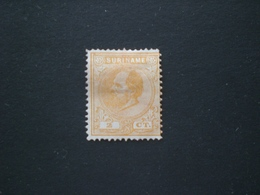 SURINAME 1883 King Wilhelm III - New Values - Surinam ... - 1975