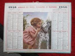 Almanach Des Postes, Télégraphes Et Téléphones / De 1946 - Big : 1941-60