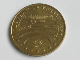 Médaille De La Monnaie De Paris - CHATEAU DE VERSAILLES -  2005 H    **** EN ACHAT IMMEDIAT  **** - Monnaie De Paris