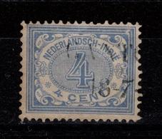 NVPH 45 YV 45 Oblitere - Nederlands-Indië