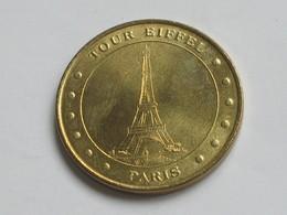 Médaille De La Monnaie De Paris - TOUR EIFFEL - 12 Points -  2005 B    **** EN ACHAT IMMEDIAT  **** - Monnaie De Paris