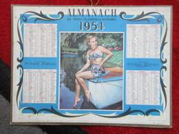 Almanach Des Postes, Télégraphes, Téléphones / De 1954 - Big : 1941-60