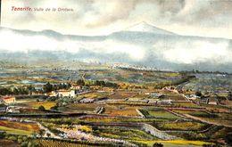 Tenerife - Valle De La Orotava (animado) - Tenerife