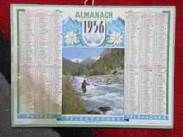 Almanach Des Postes, Télégraphes, Téléphones / De 1956 - Big : 1941-60