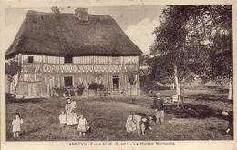 ANNEVILLE-SUR-SCIE - La Maison Normande - Autres Communes