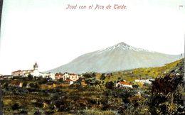 Tenerife -  Icod Con El Pico De Teide (animado) - Tenerife
