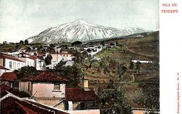 Tenerife -  Pico De  (animado) - Tenerife