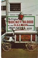 Nevada Virginia City Bucket Of Blood Saloon 1965