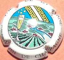 Vallée De La Marne N°7, Polychrome, Rivière Ouverte - Champagne