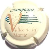 Vallée De La Marne N°10, Fond Crème - Champagne