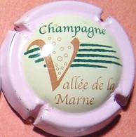 Vallée De La Marne N°11, Contour Rose - Champagne