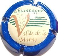 Vallée De La Marne N°12, Contour Bleu - Champagne