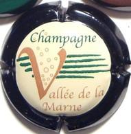 Vallée De La Marne N°18, Contour Noir - Champagne