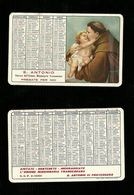 Calendarietto Sacro 1969 - S. Antonio Da Padova - Calendars