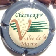 Vallée De La Marne N°19, Contour Gris - Champagne