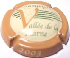 Vallée De La Marne N°27, Millésime 2003 - Champagne