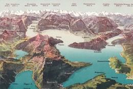 MAPA CARTE MAP MAPPING CARTOGRAPHIE. ED PHOTOGLOB CO.-SUISSE-TBE-BLEUP - Landkaarten