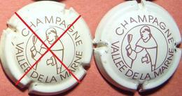 Vallée De La Marne DOM Pérignon N°8, Blanc Cassé - Champagne