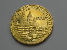 Médaille De La Monnaie De Paris - SACRE COEUR DE MONTMARTRE -  2015  **** EN ACHAT IMMEDIAT  **** - Monnaie De Paris