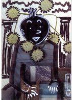TINTIN  HERGE     XVI° SALON  COLLECTION PASSION  -  DRAGUIGNAN 1997  -  ILLUSTRATION   PIERRE MARQUER - Stripverhalen