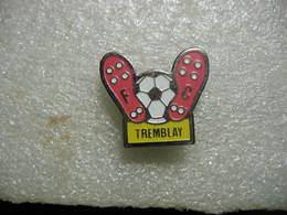 Pin's Du Football Club De TREMBLAY - Fussball