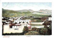 Tenerife -  Guimar (animado Coloreada) - Tenerife