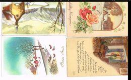Lot De 8 Cartes Postales. Bonne Année. - Nouvel An