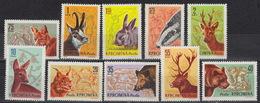ROUMANIE : 1781-90  ** MNH – Jacht – Hunting – Chasse (1961) - 1948-.... Républiques