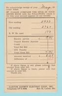 OM.5  USA Postal Stationery  Entier Postal : Barton Electric Coop.  Lamar MO.  6 Jun 57 - 1941-60