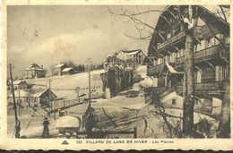 Villard De Lans En Hiver Les Pierres - Villard-de-Lans