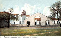 Tenerife -  La Laguna - Plaza Y Conveto De Sn Francisco( Animado Coloreada) - Tenerife
