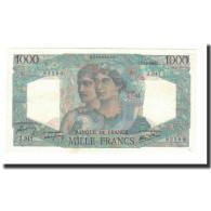 France, 1000 Francs, 1946-10-03, KM:130a, SUP, Fayette:41.17 - 1871-1952 Anciens Francs Circulés Au XXème