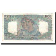 France, 1000 Francs, 1950-06-29, KM:130c, TTB+, Fayette:41.33 - 1871-1952 Anciens Francs Circulés Au XXème