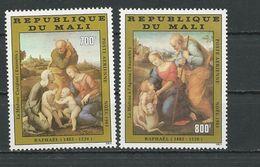 MALI Scott C488-C489 Yvert PA480-PA481 (2) ** Cote 7,25$ 1983 - Mali (1959-...)