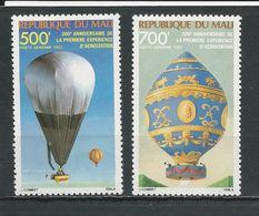 MALI Scott C470-C471 Yvert PA463-PA464 (2) ** Cote 7,50$ 1983 - Mali (1959-...)