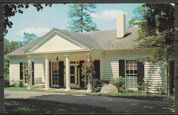 Georgia, Warm Springs, Little White House, Unused - United States