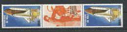 MALI Scott C479x2 Yvert PA473x2 (2+vignette) ** Cote 10,00$ 1983 - Mali (1959-...)