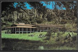 Texas, Fort Davis National Historic Site, Unused - United States