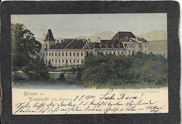 Freistadt,Germany-Grus Aus Pfarrgasse 1900 - Mint Antique Postcard - Germany