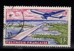 YV PA 5 Aeroport Faaa Oblitere Cote 2,5 Euros - Oblitérés