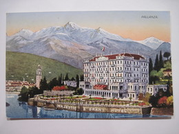 CPA ITALIE PALLANZA MAJESTIC GRAND HOTEL T.B.E. - Italie