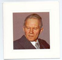 Devotie - Devotion - Maurice Biebauw - Schuiferskapelle 1918 - Hertsberge 1997 - Carels - Oudstrijder - Obituary Notices