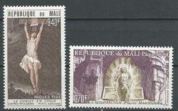 MALI Scott C501-C502 Yvert PA493-PA494 (2) ** Cote 12,50$ 1984 - Mali (1959-...)