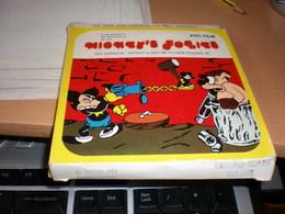 Mickey S Folies    8mm Films - 35mm -16mm - 9,5+8+S8mm Film Rolls