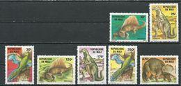 MALI Scott 504-510 Yvert 503-509 (7) ** Cote 27,00$ 1984 - Mali (1959-...)
