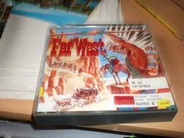 Far West   8mm Films - 35mm -16mm - 9,5+8+S8mm Film Rolls